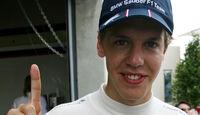Sebastian Vettel - GP USA 2007