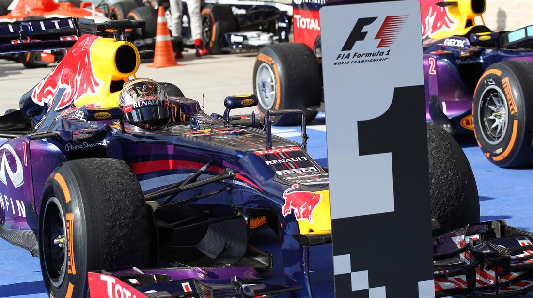 Sebastian Vettel - GP USA 2013