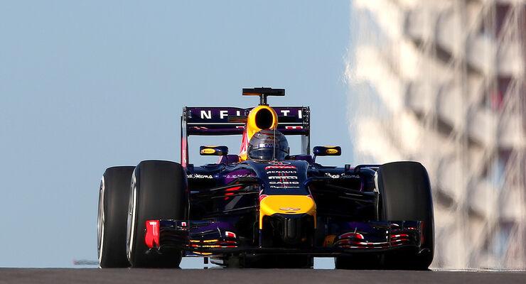 Sebastian Vettel - GP USA 2014