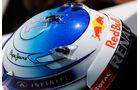 Sebastian Vettel Helm - GP Australien 2014