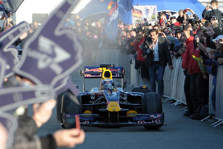 Sebastian Vettel Heppenheim 2011