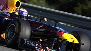 Sebastian Vettel - Jerez 2011