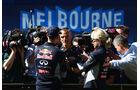 Sebastian Vettel & Mark Webber - Red Bull - Formel 1 - GP Australien - 14. März 2013