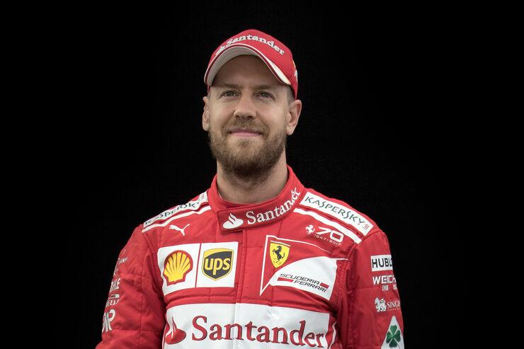 Sebastian Vettel - Porträt - Formel 1 - 2017