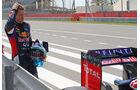 Sebastian Vettel - Red Bull - Formel 1 - Bahrain-Test 2014