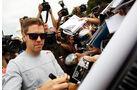 Sebastian Vettel - Red Bull - Formel 1 - GP Australien - 14. März 2013