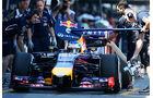 Sebastian Vettel - Red Bull - Formel 1 - GP Australien - 14. März 2014