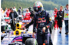 Sebastian Vettel - Red Bull - Formel 1 - GP Belgien - Spa-Francorchamps - 23. November 2014
