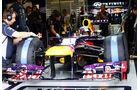 Sebastian Vettel - Red Bull - Formel 1 - GP Belgien - Spa-Francorchamps - 24. August