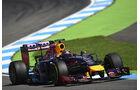 Sebastian Vettel - Red Bull - Formel 1 - GP Deutschland - Hockenheim - 18. Juli 2014