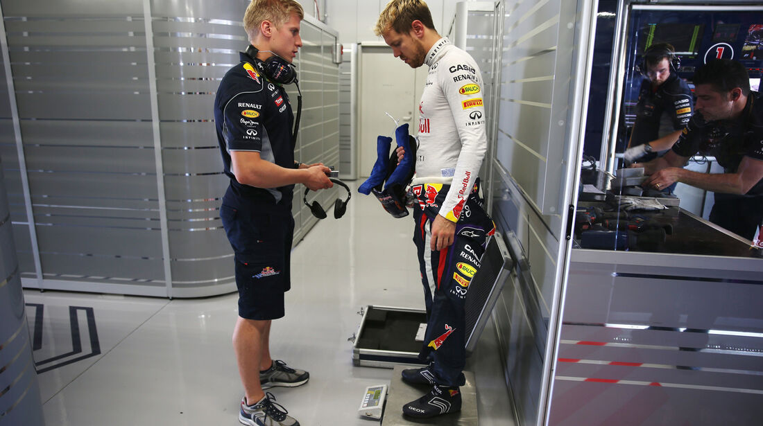 Sebastian Vettel - Red Bull - Formel 1 - GP Japan - 12. Oktober 2013