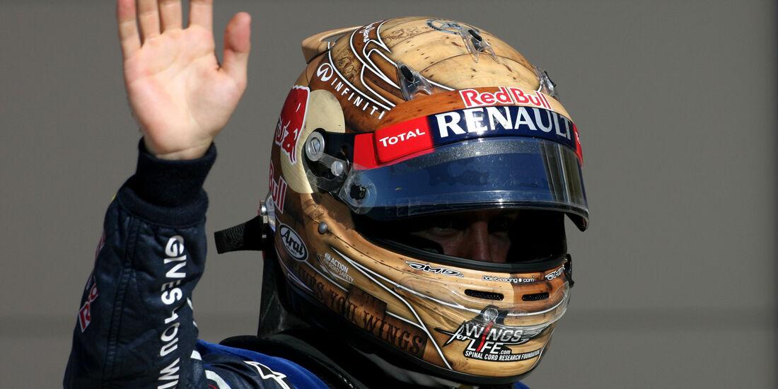 Sebastian Vettel - Red Bull - Formel 1 - GP USA - Austin - 17. November 2012