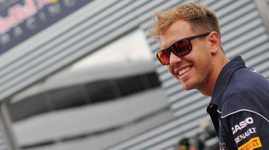 Sebastian Vettel - Red Bull - Formel 1 - GP Ungarn - 25. Juli 2012
