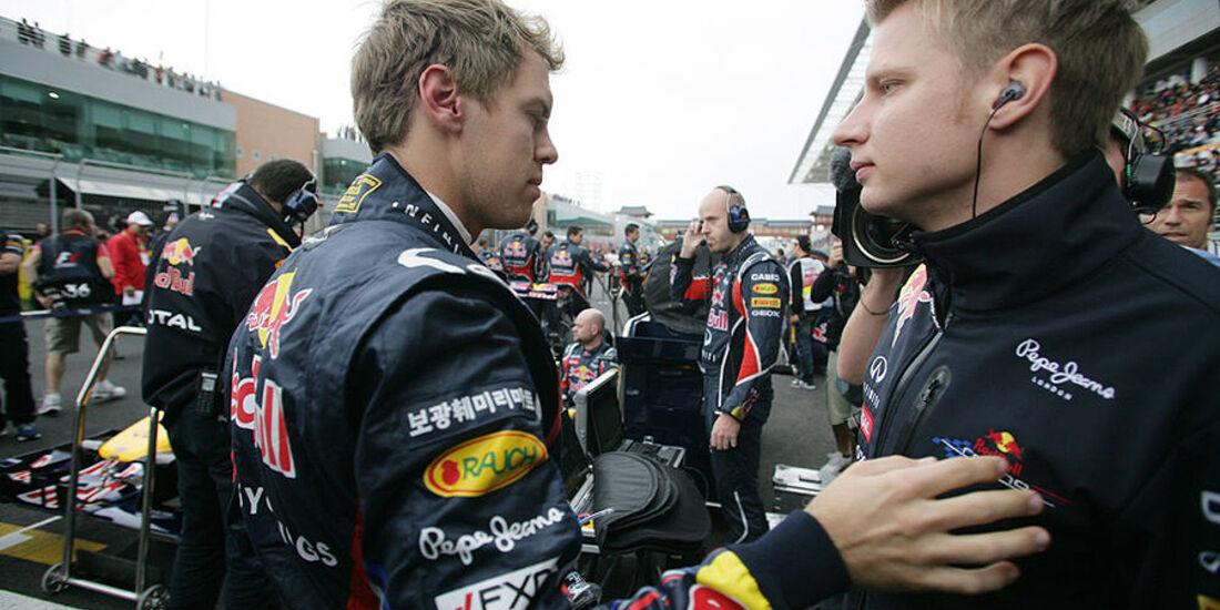 Sebastian Vettel Tommi Pärmäkoski