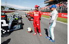 Sebastian Vettel & Valtteri Bottas - Formel 1 - GP Spanien - Barcelona - 11. Mai 2019