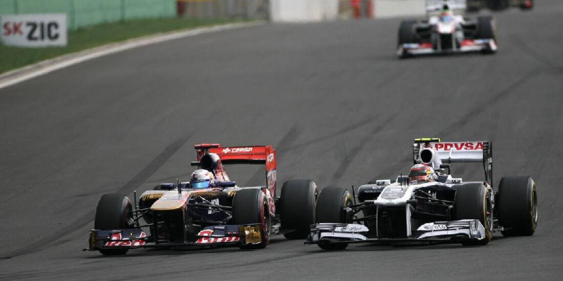 Sebastien Buemi - Formel 1 - GP Korea - 16. Oktober 2011