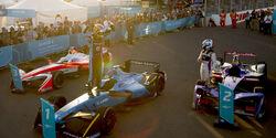 Sebastien Buemi - Formel E - Marrakesch 2016