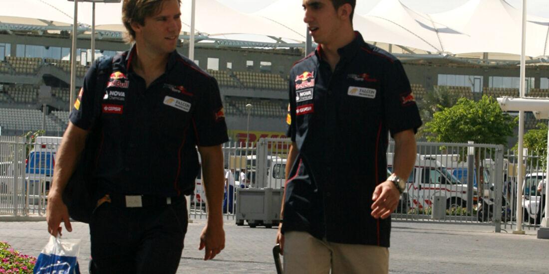 Sebastien Buemi - GP Abu Dhabi - 10. November 2011