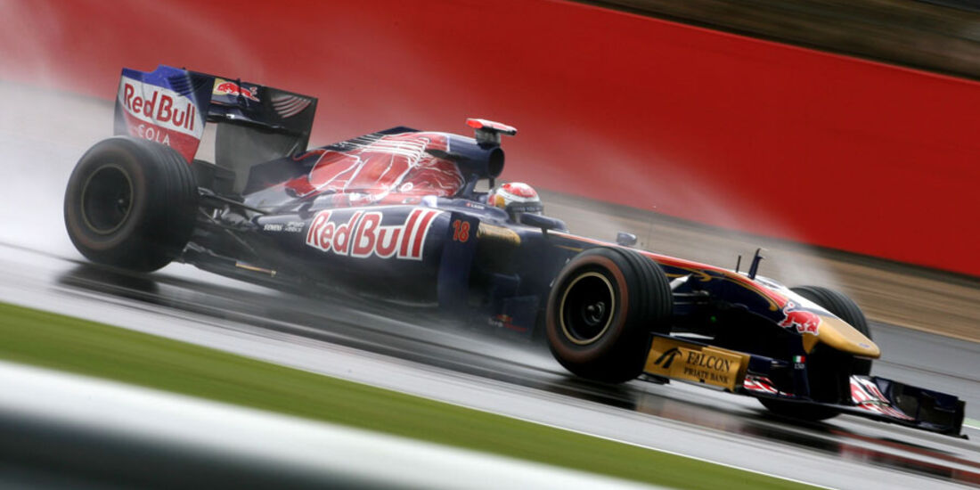 Sebastien Buemi  GP England 2011