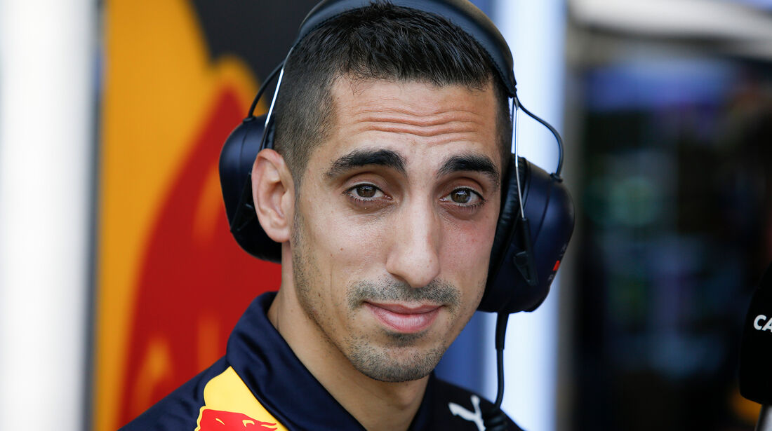 Sebastien Buemi - Red Bull - Formel 1 - GP Singapur - 14. September 2018