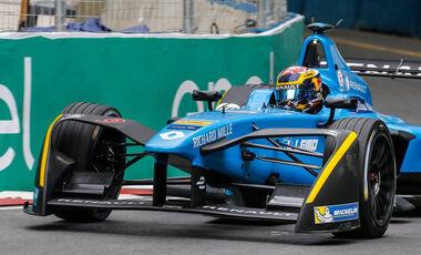 Formel E in Argentinien 2017
