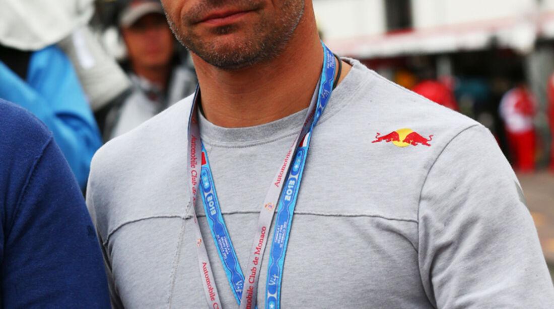Sebastien Loeb - GP Monaco 2013 - VIPs & Promis
