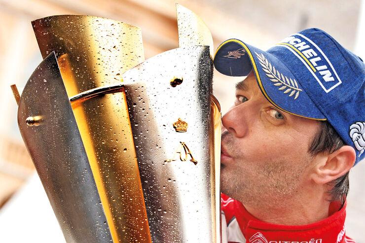 Sebastien Loeb, Siegerpokal