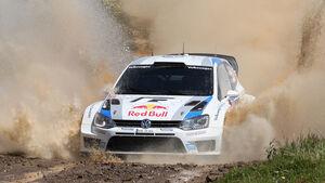 Sebastien Ogier Rallye Portugal 2013