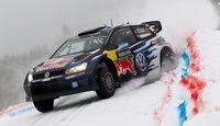 Sebastien Ogier - WRC - Rallye Schweden 2015