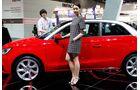 Seoul Motor Show Girls