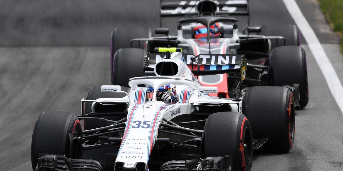 Sergey Sirotkin - GP Kanada 2018