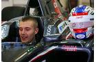 Sergey Sirotkin - Sauber - Formel 1 - GP Russland - Sochi - 9. Oktober 2014