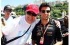 Sergio Perez - Force India - Formel 1 - GP Monaco 2014