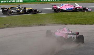 Sergio Perez - Formel 1 - GP Kanada 2018