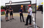Sergio Perez - Formel 1 - GP Spanien - 9. Mai 2013