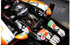 Sergio Perez - Formel 1 - Jerez-Test 2014