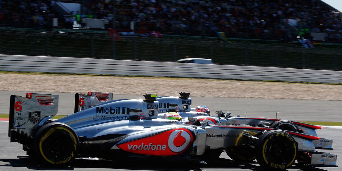 Sergio Perez - GP Deutschland 2013
