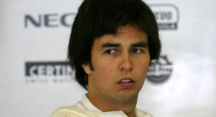 Sergio Perez - GP Europa Valencia 2011