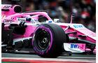 Sergio Perez - GP USA 2018