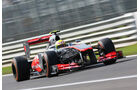Sergio Perez - McLaren - Formel 1 - GP Italien - Monza - 6. September 2013