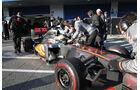 Sergio Perez - McLaren - Formel 1 - Test - Jerez - 6. Februar 2013