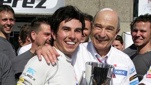 Sergio Perez Peter Sauber GP Kanada 2012