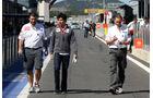 Sergio Perez - Sauber - Formel 1 - GP Korea - 11. Oktober 2012
