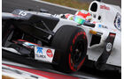 Sergio Perez - Sauber - Formel 1 - GP Korea - 13. Oktober 2012