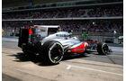 Sergio Perez - Sauber - GP Spanien 2013