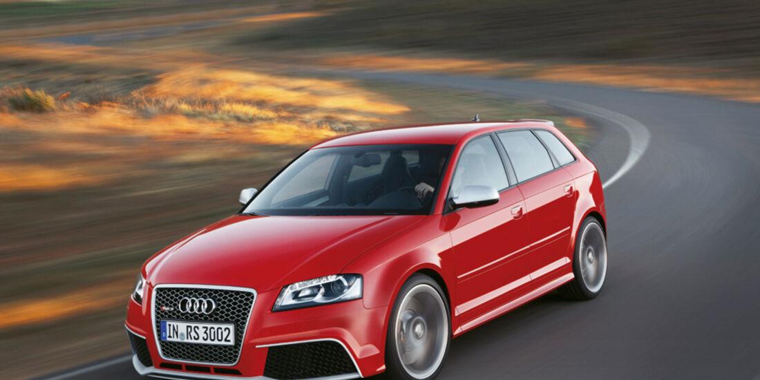 Serienfahrzeuge Limousinen bis 50 000 € - Audi RS3 Sportback