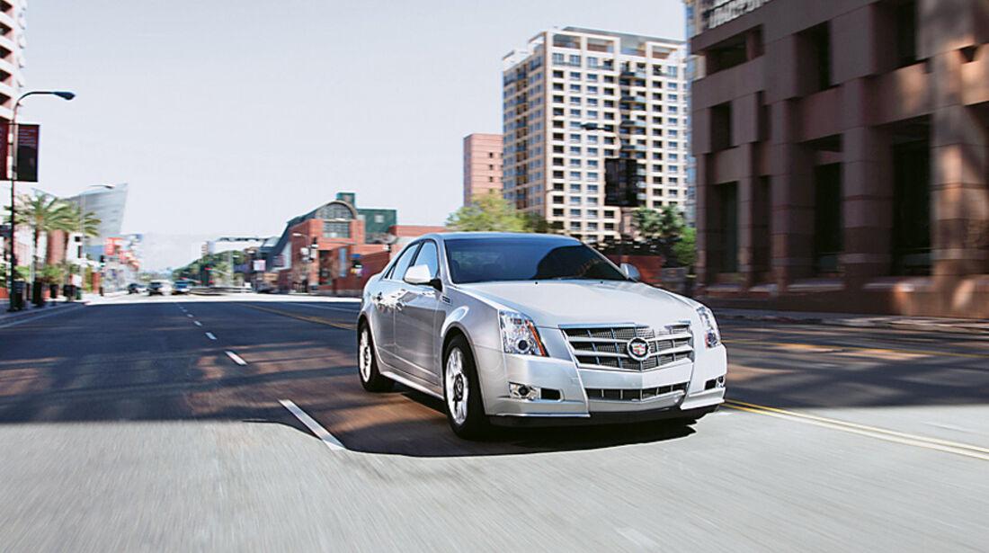 Serienfahrzeuge Limousinen bis 50 000 € - Cadillac CTS 3.6 V6