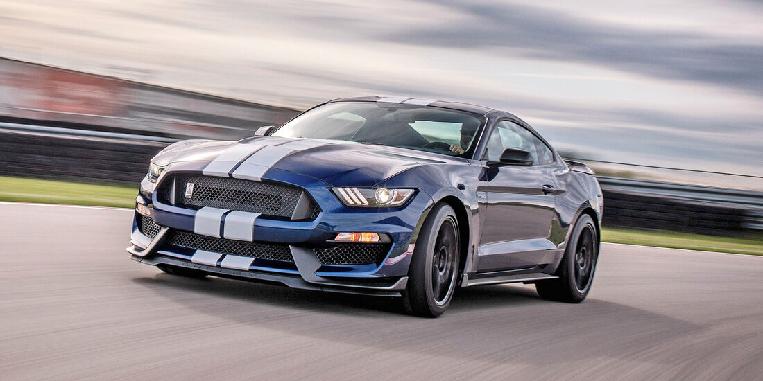 Shelby GT 350 - Serie - Coupes bis 100000 Euro - sport auto Award 2019