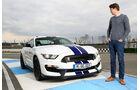 Shelby GT350 Mustang, Frontansicht, Stefan Helmreich