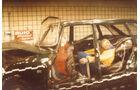 Sicherheitstechnik, Crashtest, Renault 16
